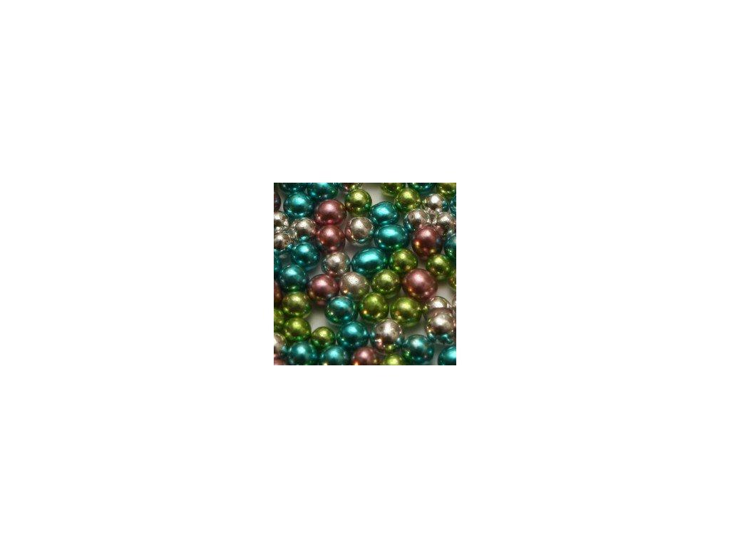 Duhové perličky - velké balení 1 kg