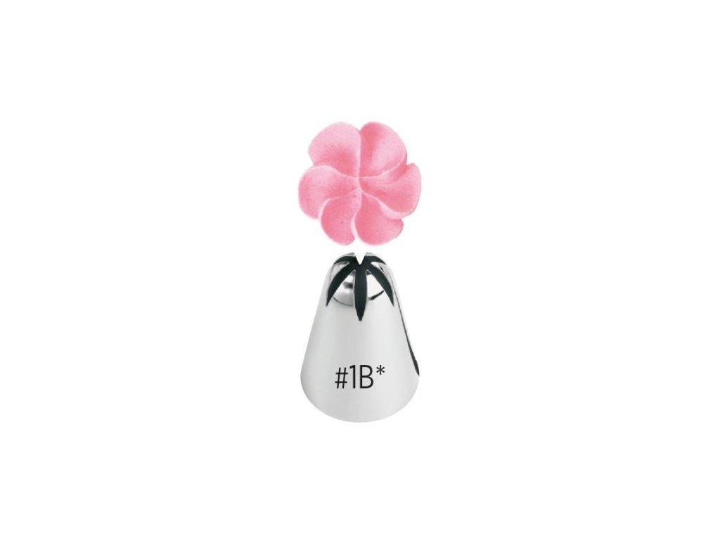 Špička Wilton Drop Flower - č. 1B