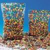 Barevné párty konfety