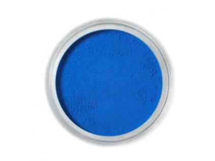 Jedlá prachová barva Fractal - Azure, Azúrkék (2 g)