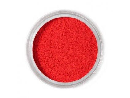 Jedlá prachová barva Fractal - Cherry Red, Csereszney piros (2,5 g)