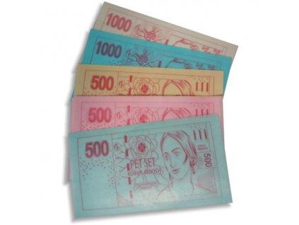 bankovnky kc jedly papir