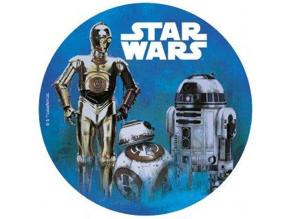 Jedlý papír I - Star Wars
