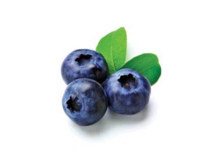 Ovocný gel 1 kg - borůvkový