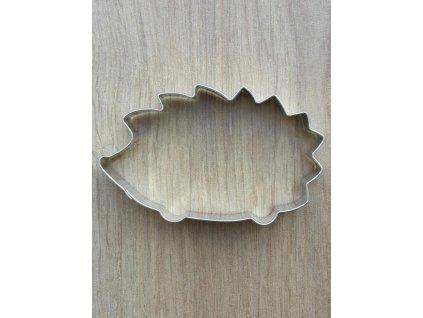 Vykrajovátko kovové - ježek (161)