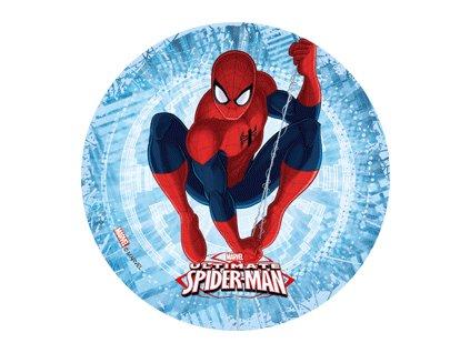Jedlý papír A - Spiderman