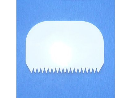 Karta tunel zubatý