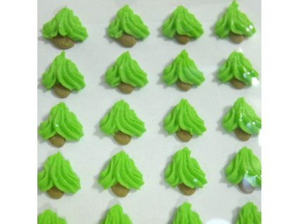 Cukrové ozdoby Timidekor - stromečky