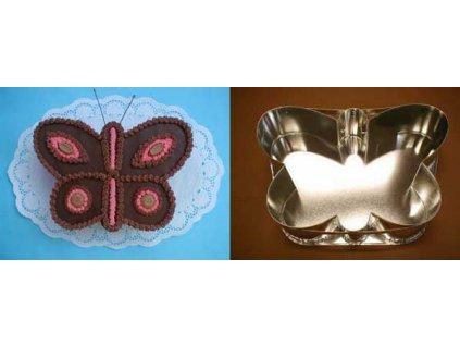 Forma motýl - kód 211