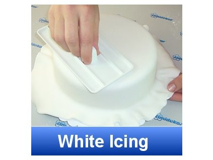 White Icing hmota - 1 kg