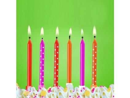 Dortové svíčky 1106