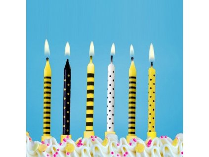 Dortové svíčky 1105