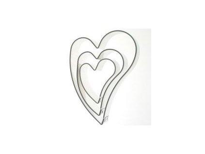Vykrajovátko srdce - kód 3072