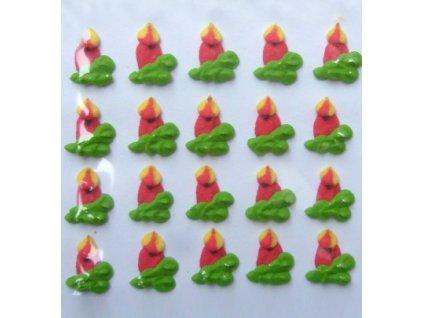 Cukrové ozdoby Timidekor - svícny
