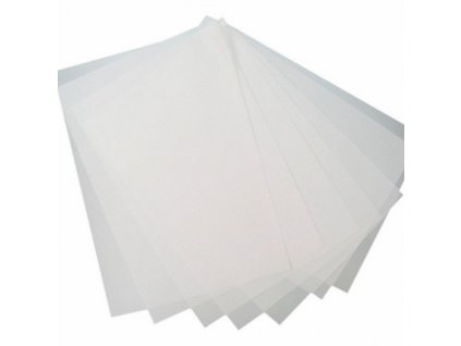 Jedlý papír Modecor - formát A4 - 5 ks