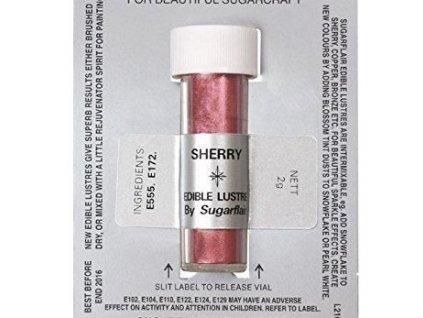 Prachová barva 2g - Sherry