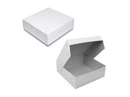 Dortová krabice 28x28 cm - 5 ks