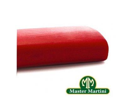 Potahovací hmota Master Martini 1kg - červená