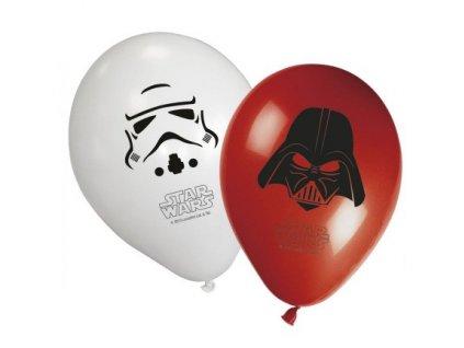 Balónky 8 ks - Star Wars