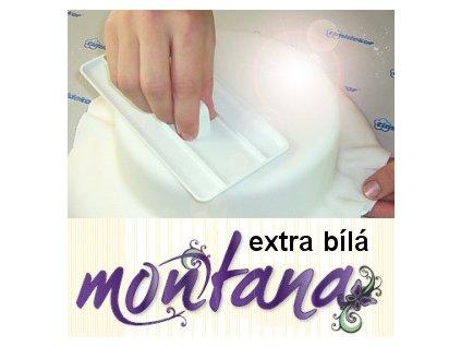 Modelovací Montana 1 kg směs - extra BÍLÁ