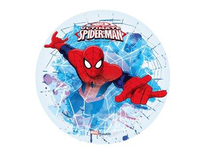 Jedlý papír B - Spiderman