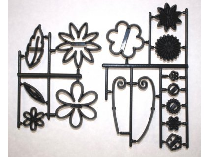 Patchwork - Fantasy Flowers