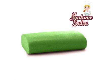 Potahovací hmota Madame Loulou - 250g - Zelená