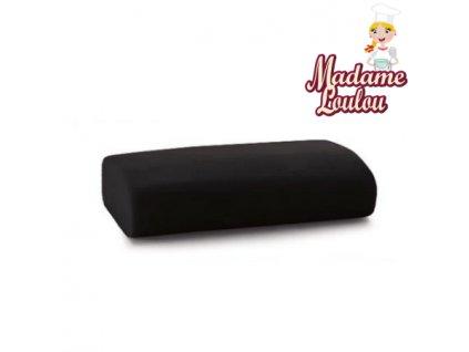 Potahovací hmota Madame Loulou - 250g - Černá