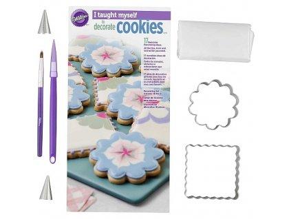 Cukrářské pomůcky Wilton - cookies 18 ks