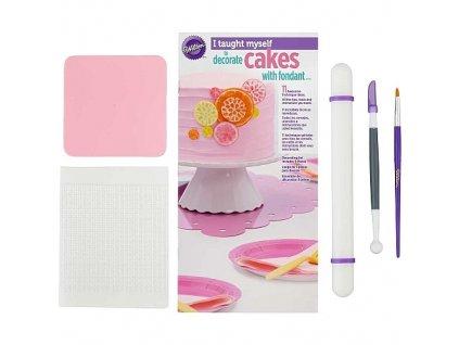Modelovací sada Wilton - Cakes