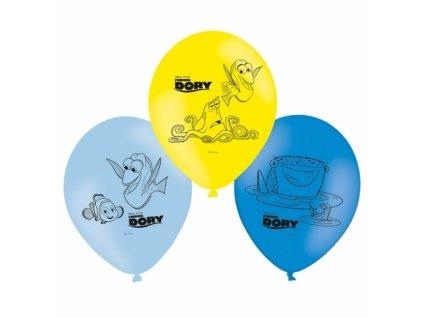 Balónky 6 ks - Hledá se Dory