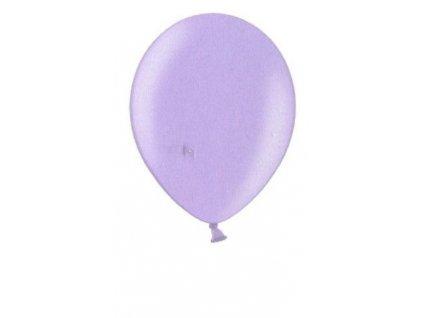 Metalické balonky 5 ks - lavender