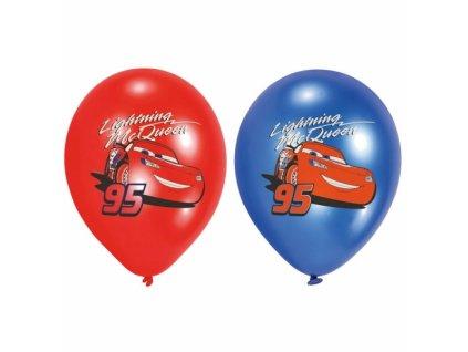 Balónky 6 ks extra - CARS