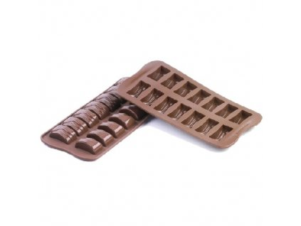 Forma na čokoládu Silikomart - Jack
