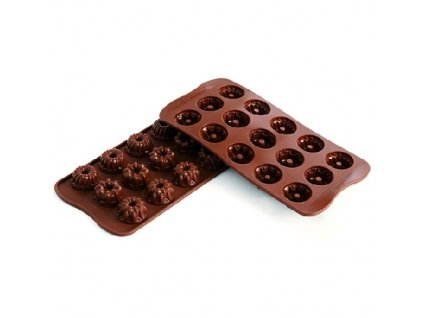 Forma na čokoládu Silikomart - Fantasia