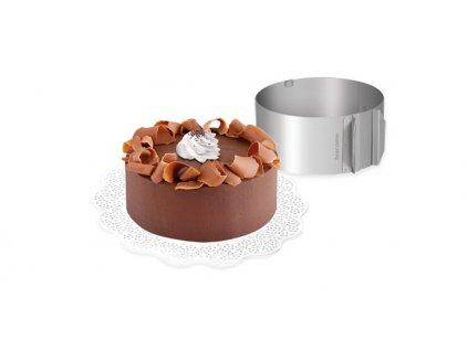 Nastavitelná forma na dort kulatá DELÍCIA