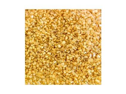 Cukrové krystalky - zlaté - velké balení 1 kg