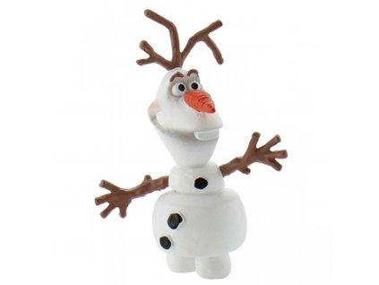 Figurka na dort Frozen - postavička Olaf