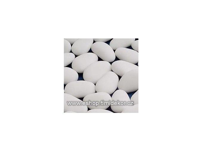 Svatební mandle BÍLÉ - 1 kg