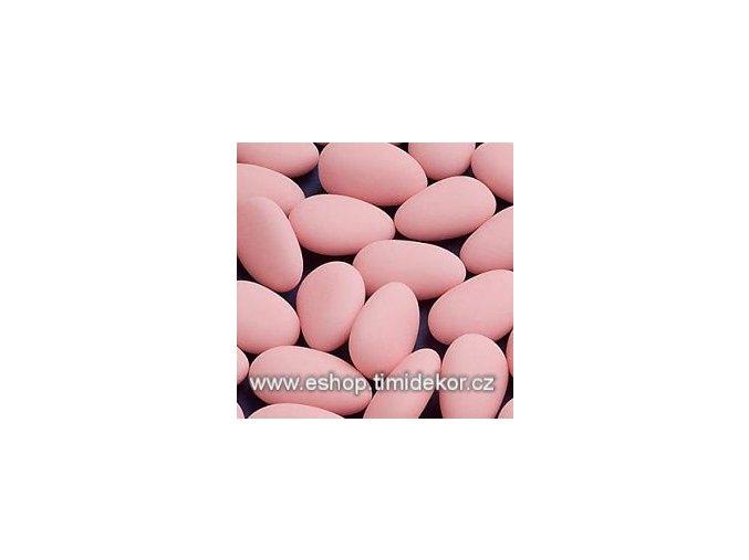 Svatební mandle RŮŽOVÉ - 1 kg