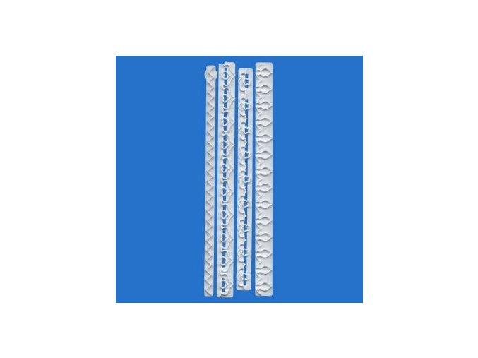 Krajková lišta - FMM 2