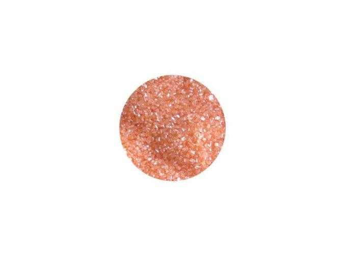 Posyp oranžový píseček 30g