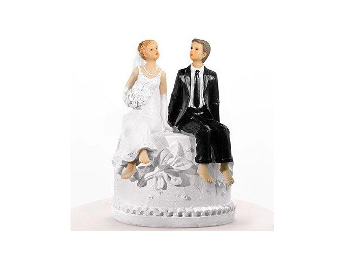 Svatební figurka - 1128