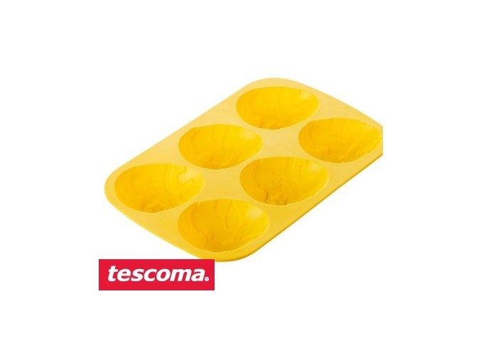 Forma 6 velikonočních vajec DELÍCIA SILICONE