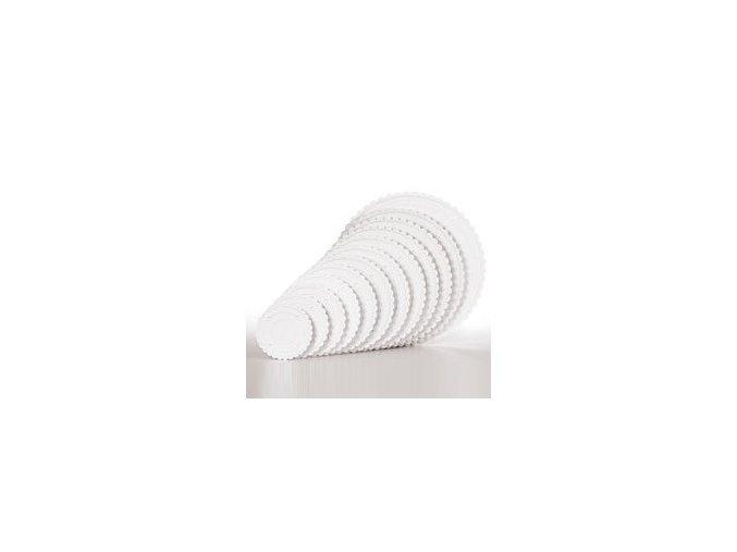 Plato Wilton kulaté - 25 cm