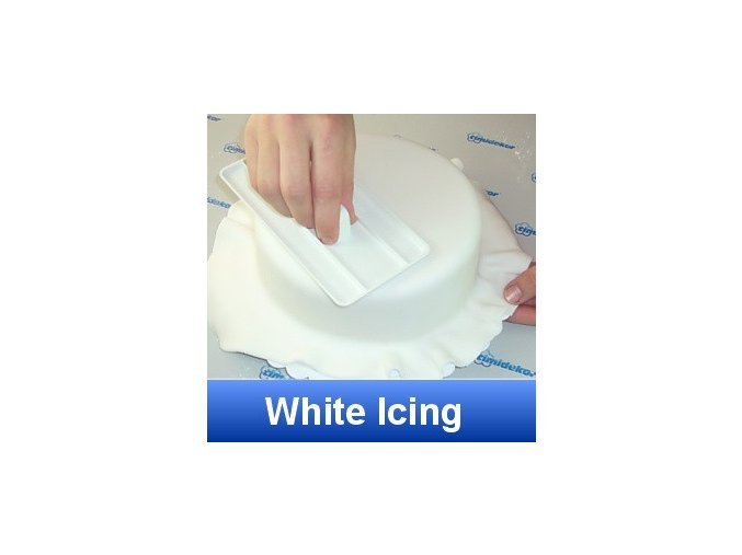 White Icing hmota - 2 kg