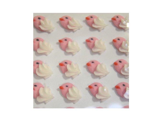 Cukrové ozdoby Timidekor - ptáčci