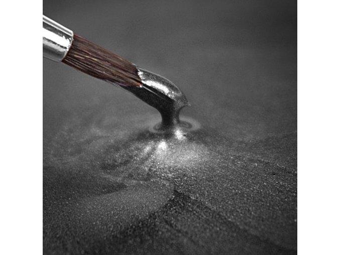 Metallic Food Paint Metallic Dark Silver (paint)