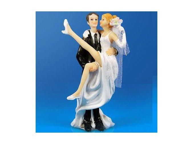 Svatební figurka - 1123