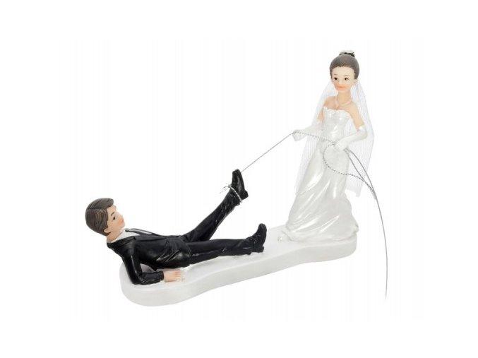 Svatební figurka - 1116